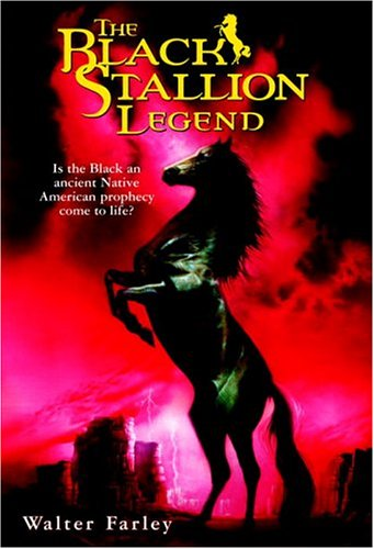The Black Stallion Legend cover image