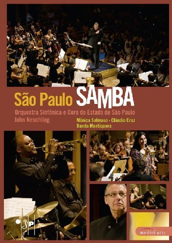 Sao Paulo Samba (Brazilian and Latin American Orchestral Works) [DVD] [2008] [2009]