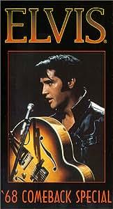 Amazon.com: Elvis - '68 Comeback Special [VHS]: Elvis ...