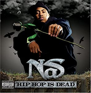 "Cover of ""Hip Hop Is Dead"""