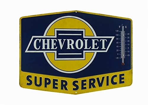 open-road-brands-chevrolet-thermometer-sign-super-chevy-service-tin-sign