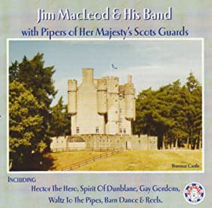 Jim MacLeod & his Band + Scots Guards Pipers