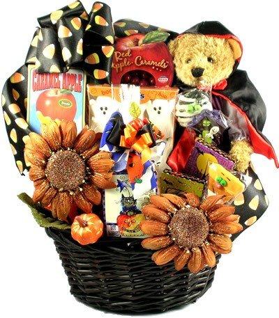 Gift Basket Village The Monster Mash Halloween Gift Basket