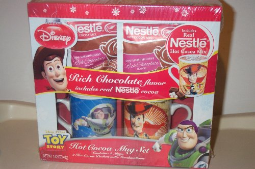Toy Story Hot Cocoa Mug Set