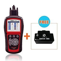 Autel Autolink AL619 ABS/SRS CAN OBD2 Code Scanner