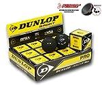 Dunlop Pro Squash B�lle - 12er Box NEU!