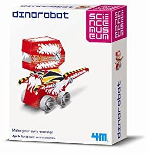 Science Museum - Dinorobot - Robot Making Kit