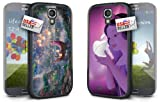 Disney Tangled and Snow White Hard Case COMBO TWO PACK for Samsung Galaxy S5