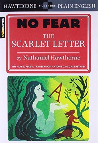 No Fear Scarlet Letter Amazon