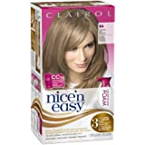 Clairol Nice 'n Easy Color Blend Foam, 8A, Medium Ash Blonde