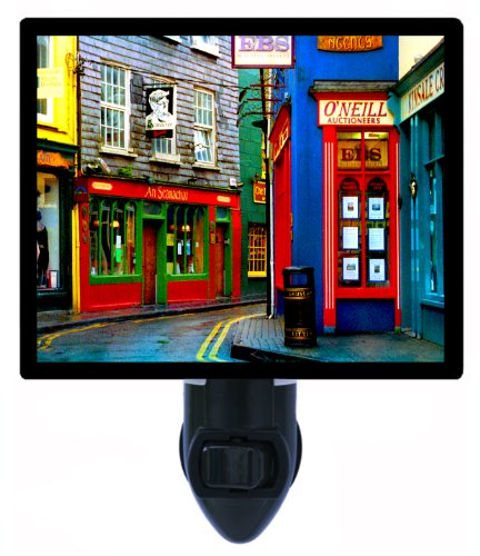 Kinsale Night Light - Ireland - Led Night Light