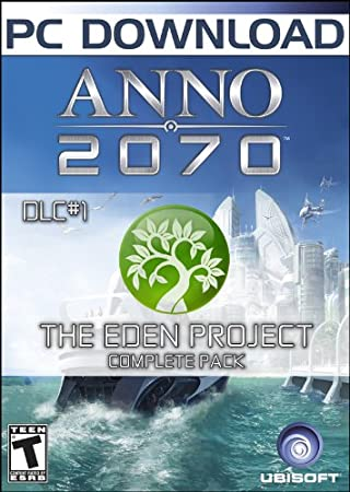 ANNO 2070 - The Eden Project Complete Pack DLC [Online Game Code]