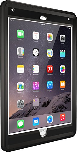 Great Features Of iPad Air 2 Case - OtterBox Defender Series, BLACK (BLACK/BLACK)