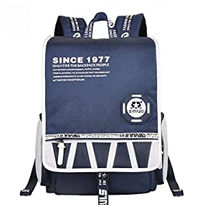 SINPAID Korean Style Bag GL8-1 Travel Notebook Case Casual Backpack Young