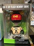 Disney Vinylmation Oopsy Mickey USB 8 GB Flash Memory Drive