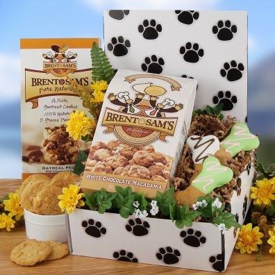 Doggie Delights Pet Gift Basket | Cookies, Biscuits