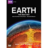 Earth The Collection (Earth Power of The Planet and How The Earth Made Us) [4 DVDs] [UK Import] - BBC