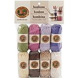Lion Brand Yarn Company 1-Piece Bonbons, Nature, Multi-Colour