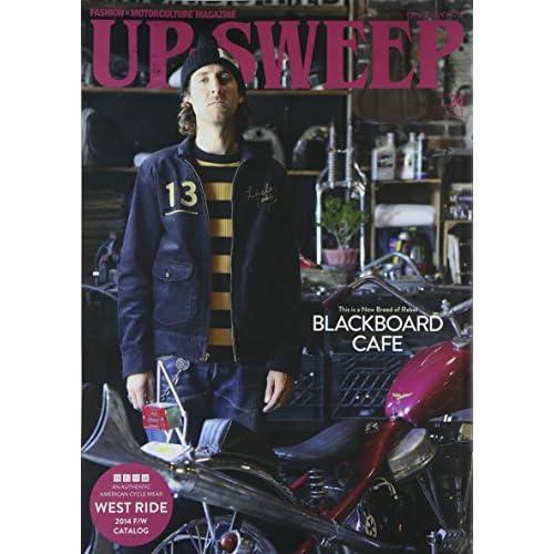 UP SWEEP (アップ スイープ) Vol.24 2014年 11月号 [雑誌]