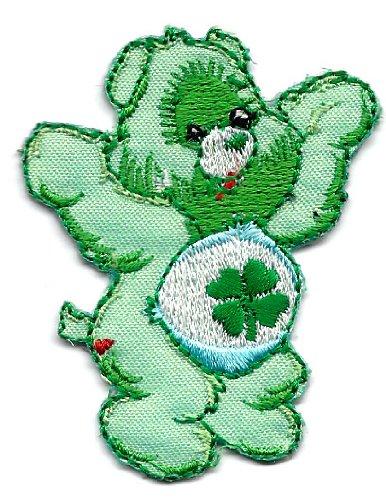 Good Luck Bear ~ Four Leaf Clover ~ Care Bears
