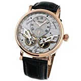 Ingersoll Automatic Watch Open Heart Limited Edition X/2999 Golden Eyes IN1718RGY