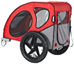 Petego Kasko Pet Bicycle Trailer, Small