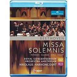 Missa Solemnis [Blu-ray]