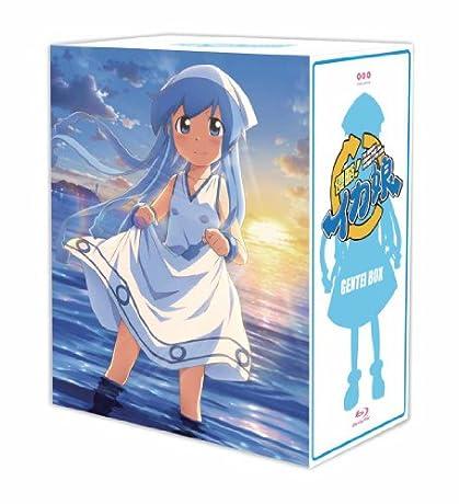 侵略!イカ娘 3【初回限定特典(ミニイカ娘フィギュア&全6巻収納BOX)付き】 [Blu-ray]