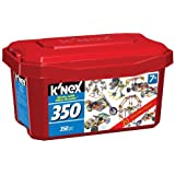 K'Nex 350 Piece Value Tub