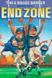 img - for End Zone (Barber Game Time Books) book / textbook / text book