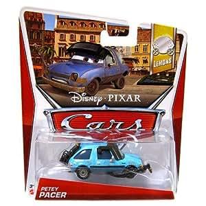Disney Pixar Cars 2 Petey Pacer- Voiture Miniature Echelle 1:55