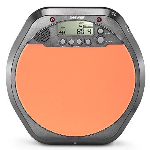 Neewer® Metronomo Digitale Batteria Tamburo per Allenamento