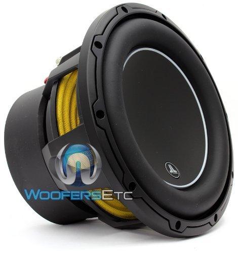 "10W6V3-D4 - Jl Audio 10"" 600W Dual 4-Ohm Car Subwoofer"