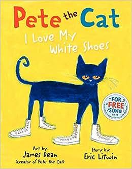 Pete the cat books author