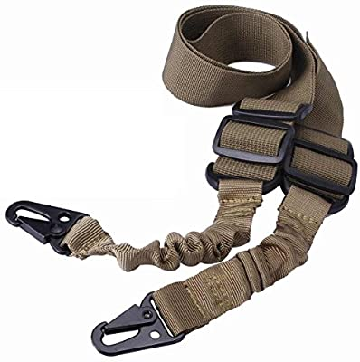 Ultimate Arms Gear IDF Israeli Defense Forces OD Olive Drab Green Mount Shoulder Pad Padded + Two-Point Sling, Desert Tan For Ruger American Mini-30 CZ 527
