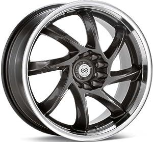 Enkei WDM, Performance Series Wheel, Gunmetal (17×7″ – 5×110 & 5×114.3, 42mm Offset) 1 Wheel/Rim