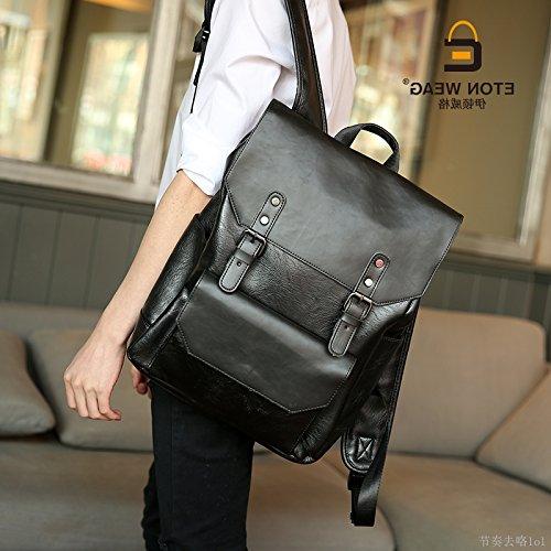 sacs-a-bandouliere-hommes-capacite-de-tourisme-de-plein-air-bag-lady-bag-black