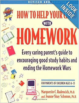 Parents guide to homework help