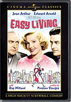 "Cover of ""Easy Living (Universal Cinema C..."