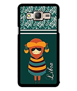 Fuson 2D Printed Cartoon Designer back case cover for Samsung Galaxy On7 - D4126
