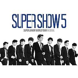 World Tour in Seoul-Super Show 5
