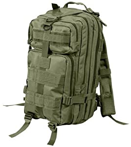 Rothco medium transport pack - olive drab