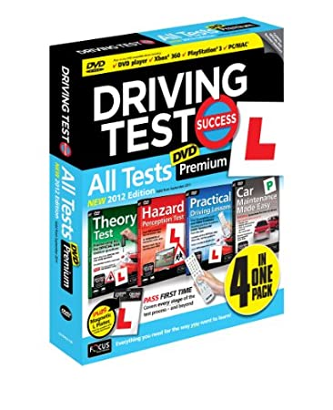 Driving Test Success All Tests DVD Premium 2012 Edition (Interactive DVD)
