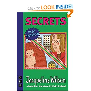 Secrets Vicky Ireland and Jacqueline Wilson