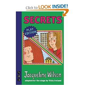 Secrets Vicky Ireland and Jacqueline Wilson