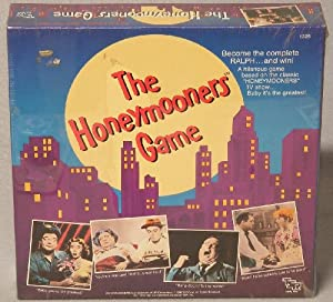 The Honeymooners Game from TSR Inc.