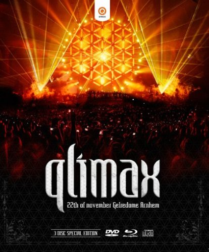 22nd of november Gelredome Arnhem / Qlimax 2008 live (2008)