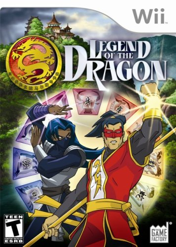 Legend of the Dragon (Wii)