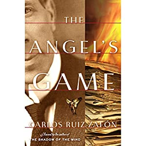 The Angel's Game Hörbuch