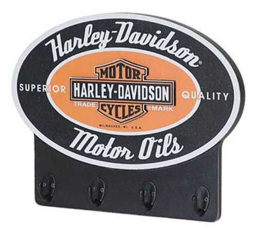 Harley-Davidson Motor Oil Key Rack